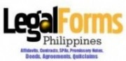 Articles Of Incorporation Philippines | Philippine Legal Forms